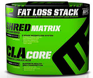 Shred Matrix and CLA (MusclePharm) 240 капс