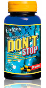 Don't Stop (FitMax) 60 капс