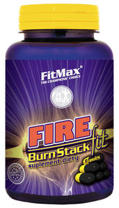 Fire Burn Stack Fit (FitMax) 90 капс