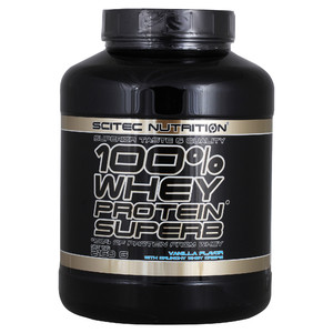 Whey Superb (Scitec Nutrition) 2160 г