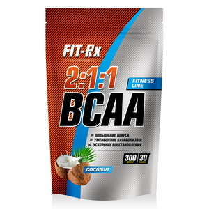 BCAA 2:1:1 (Fit-RX) 300 г