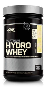 Platinum Hydrowhey (Optimum Nutrition) (гидролизат) 795 г
