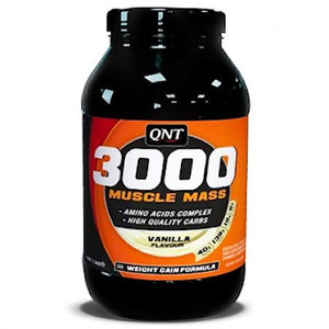 Muscle Mass 3000 (QNT) 4500 г