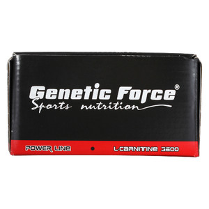 L-Carnitine 3600 (Genetic Force) 25 мл 30 амп