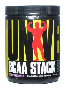 BCAA Stack (Universal Nutrition) 1000 г
