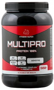 Fitness Super Multipro Protein 100% (Fitness Super Protein) 900 г