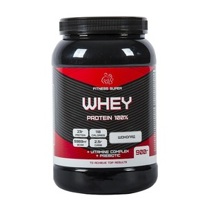 Fitness Super Whey Protein 100%(Fitness Protein) 900 г