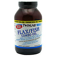 Flax Fish Combo Oil (Twinlab) 120 капс