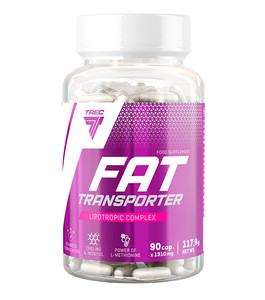 Fat Transporter (Trec Nutrition) 90 капс