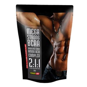 BCAA 2:1:1 Mega Strong (Power Pro) 300 г