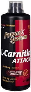 L-Carnitin Attack 144000 (Power System) 1000 мл