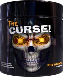 The Curse (Cobra Nutrition) 250 г