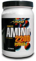 Complete Amino 2200 Power (ISS) 325t