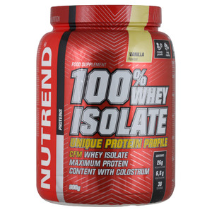 100% Whey Isolate (Nutrend) 900 г