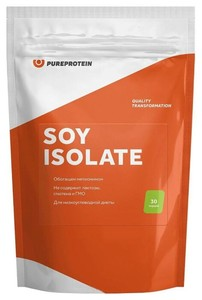 Soy Isolate (PureProtein) 900 г