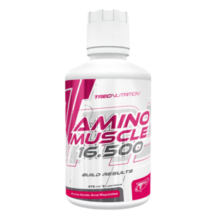 Amino Muscle 16500 (Trec Nutrition) 473 мл