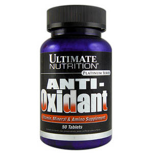 Anti-Oxidant (Ultimate Nutrition) 50 таб