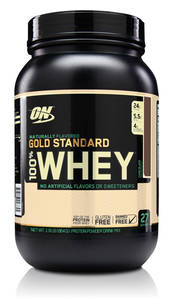 100% Natural Whey Gold Standard (ON) 907 г