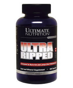 Ultra Ripped (Ultimate Nutrition) 90 капс
