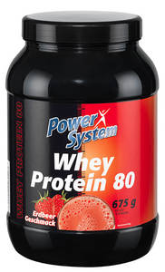 Whey Protein 80 (Power System) 675 г
