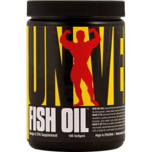 Fish Oil (Universal Nutrition) 100 капс
