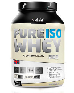 VPLab Pure Iso Whey изолят (908 г)