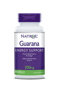 Guarana 200 mg (Natrol) 90 капс