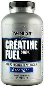 Creatine Fuel Stack (Twinlab) 180 капс