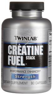 Creatine Fuel Stack (Twinlab) 90 капс