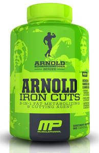 Iron Cuts Arnold Series (MusclePharm) 120 капс