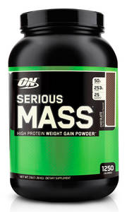 Serious Mass (Optimum Nutrition) 1350 г